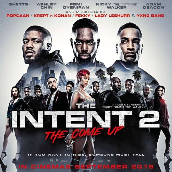 The Intent 2 Movie Makeup